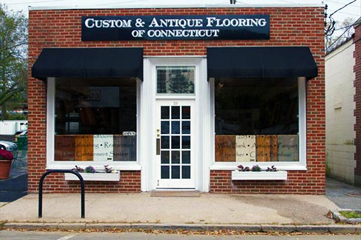Come visit our showroom on Old Greenwich today and check out our huge selection of antique and reclaimed hardwood!