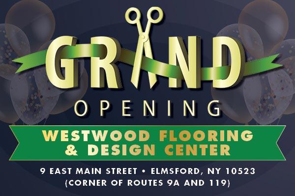 Westwood Flooring Grand Opening