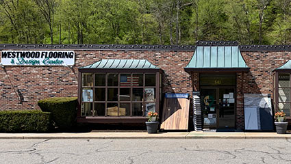 Stop by our convenient location in Wilton for all of your floorcovering needs!