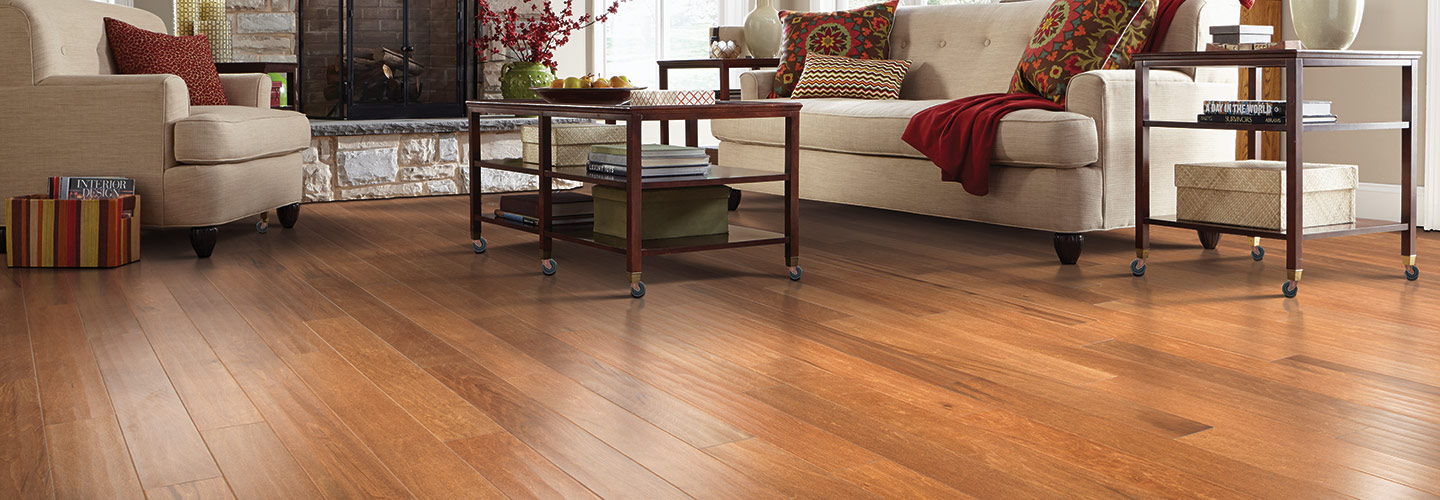 Alexander Smith hardwood, Ellenton, Burnished Caramel